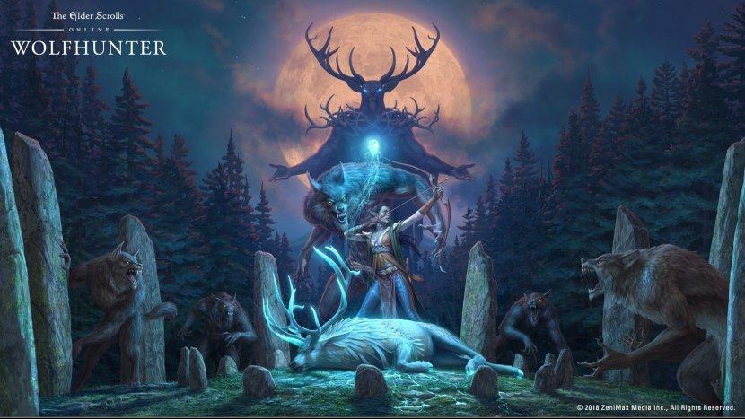 Трейлер нового дополнения «Wolfhunter» для The Elder Scrolls Online