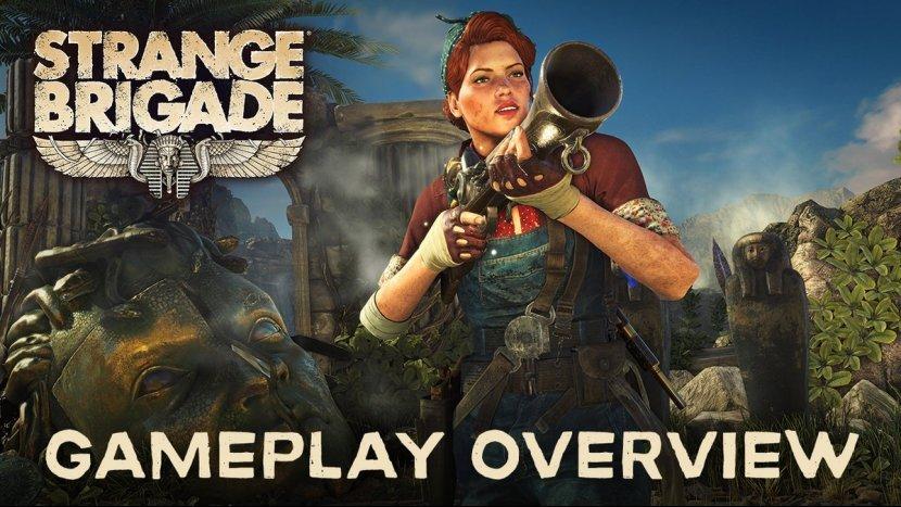 Все главные детали игрового процесса в новом трейлере Strange Brigade