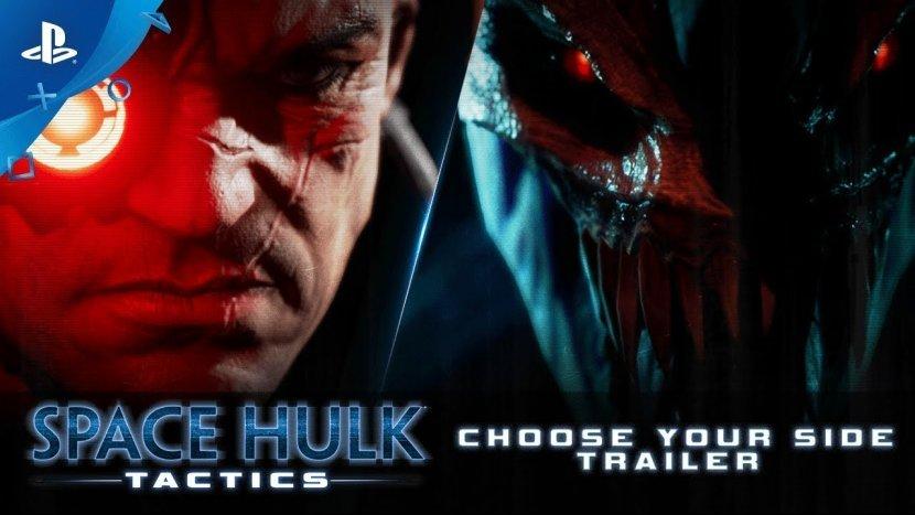 Официальная дата выхода Space Hulk: Tactics в новом трейлере с выставки Gamescom 2018