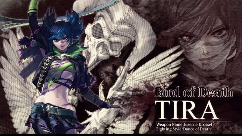 Трейлер новой героини Тиры и нового сюжетного режима для SoulCalibur 6