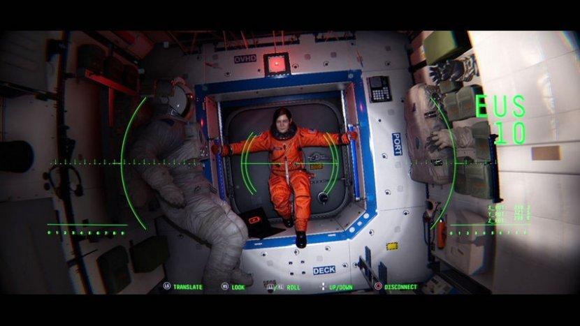 Observation — космический триллер с участием ИИ