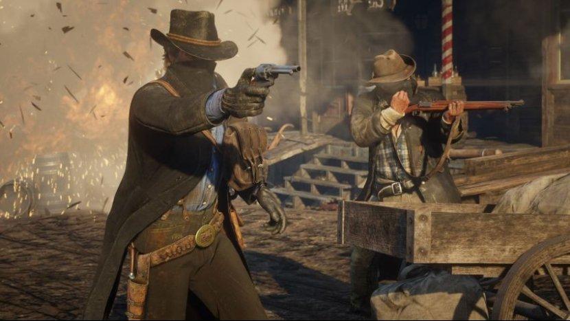 Совсем скоро Red Dead Redemption 2 поступит в релиз