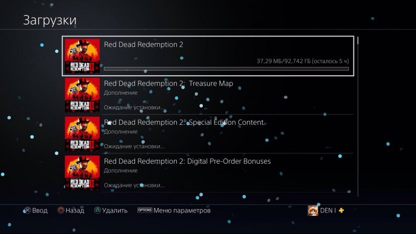 Секретные читы Red Dead Redemption 2