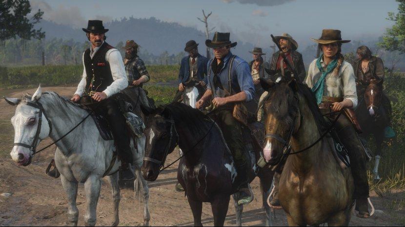 Русские геймеры обвалили рейтинг Red Dead Redemption 2