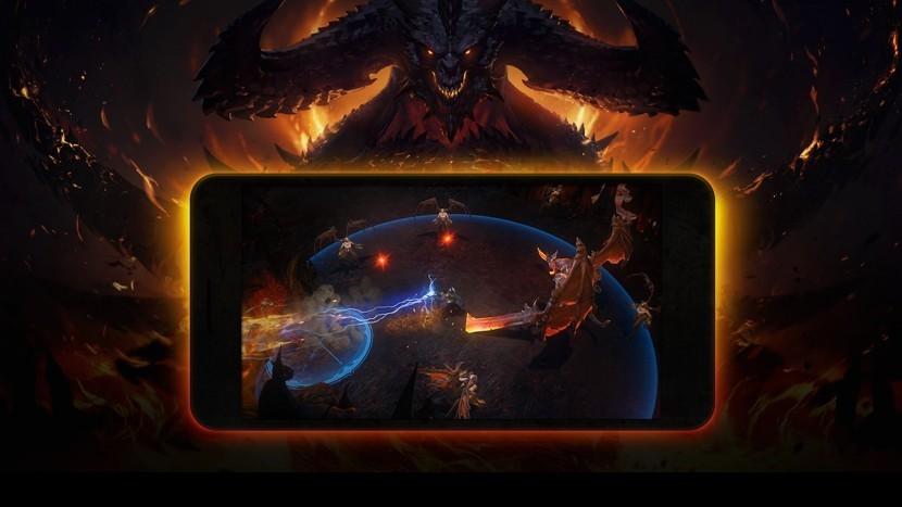 Blizzard всерьез заинтересовались мобильным геймингом