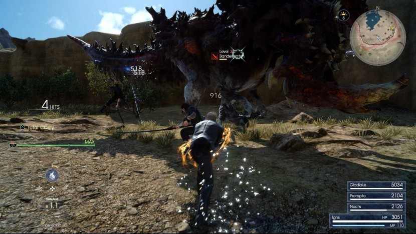 Поддержка Final Fantasy XV прекращена