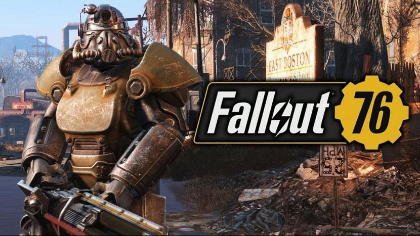 Анонсирована информация о патче первого дня для Fallout 76