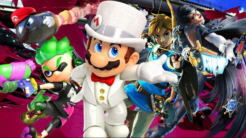 Nintendo разрешит снимать видео по своим проектам