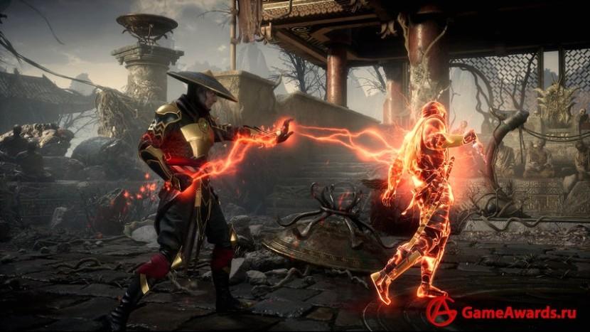 Первый трейлер Mortal Kombat 11