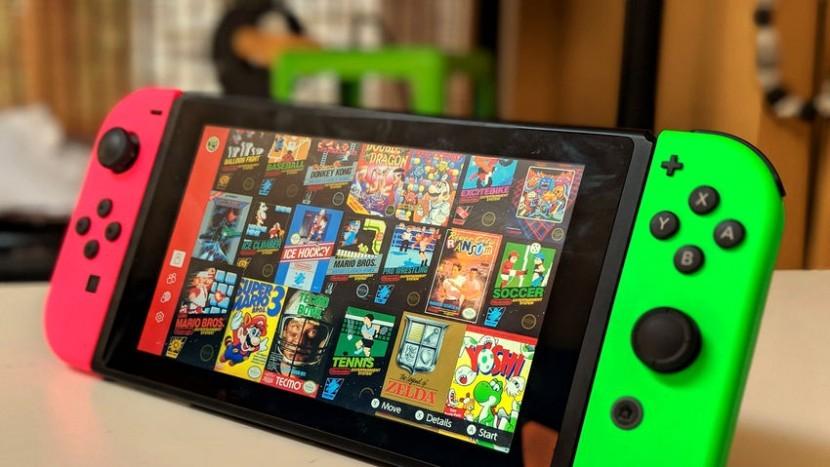 Пользовательский софт расширяет возможности Nintendo Switch