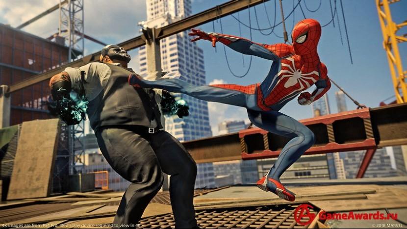 Подарок игрокам Marvel's Spider-Man