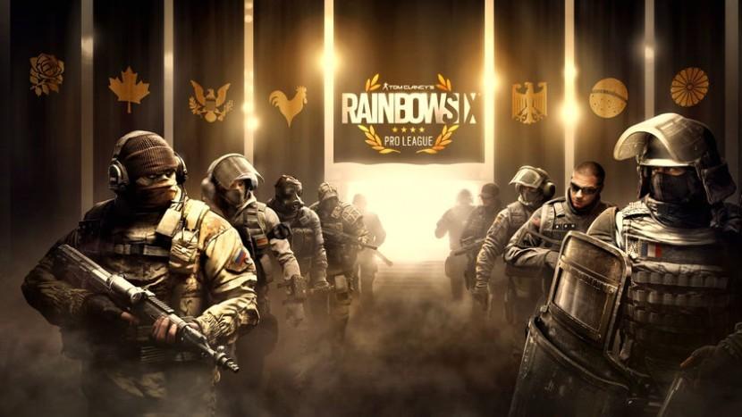 Подарочный оперативник в R6:Siege