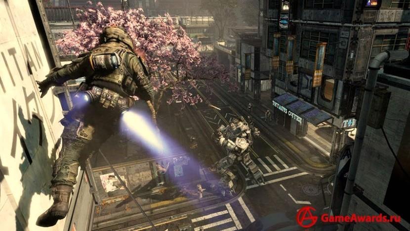 Еще одна игра по франшизе Titanfall?