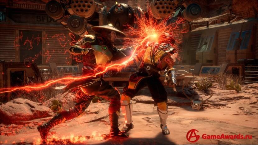 Для Mortal Kombat 11 слили полный ростер персонажей