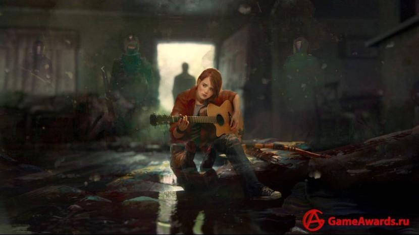 Возможный слив даты релиза The Last of Us 2