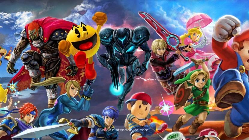 E3 2019: Новый персонаж Super Smash Bros. Ultimate DLC - герой Dragon Quest