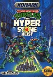 Teenage Mutant Ninja Turtles: Hyperstone Heist