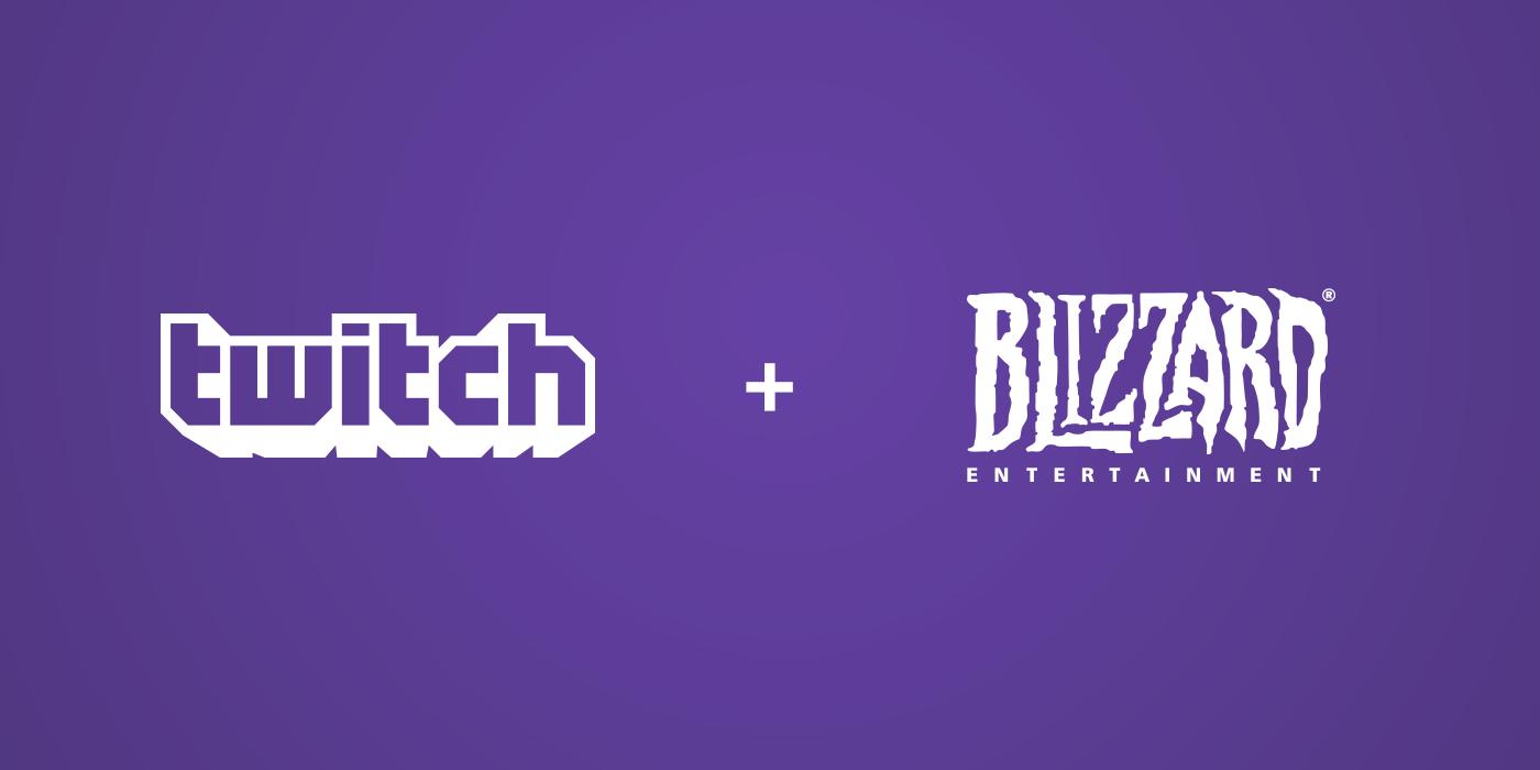 Компания Blizzard заключила сделку с «Twitch» на целых 90 миллионов долларов