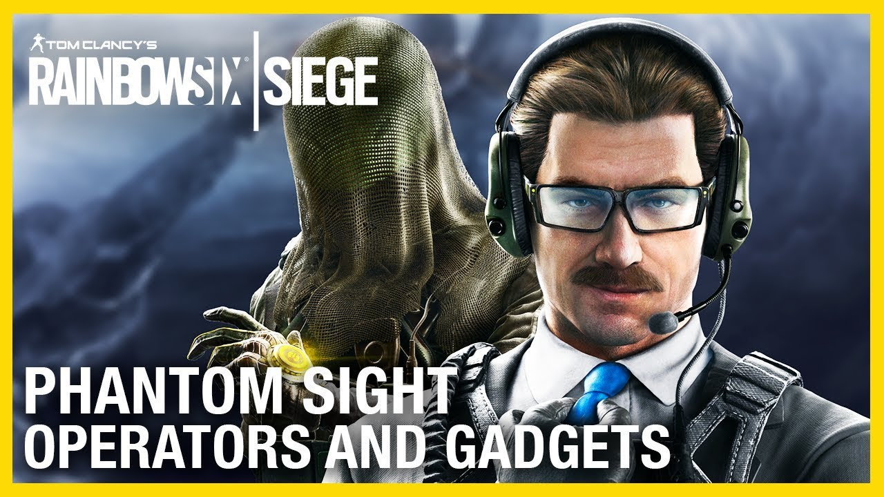 Tom Clancy's Rainbow Six: Siege – Геймплей операции «Phantom Sight»