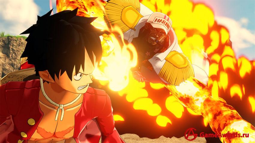One Piece: World Seeker обзор рецензия