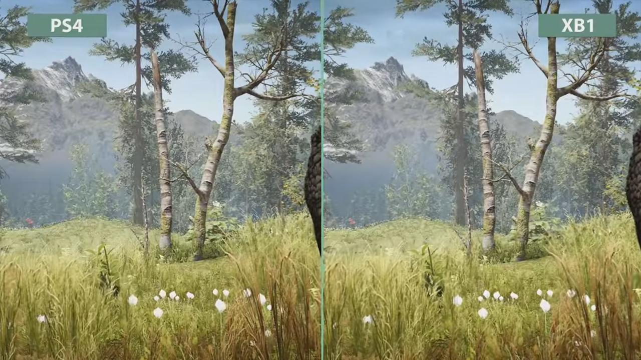 Сравнение качества графики Far Cry: Primal ...: www.gameawards.ru/news/2265/sravnenie-kachestva-graphiki-far-cry...