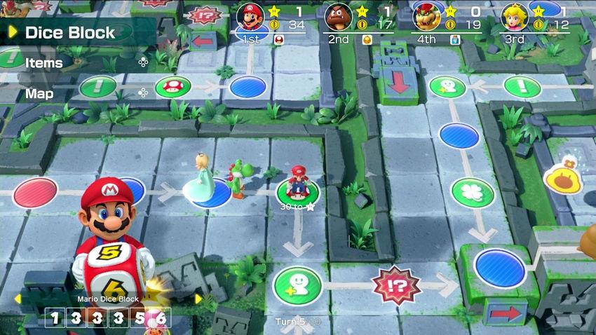 Super Mario Party обзор