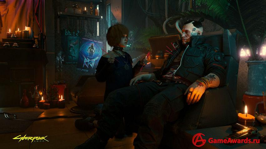 Cyberpunk 2077 предварительный обзор