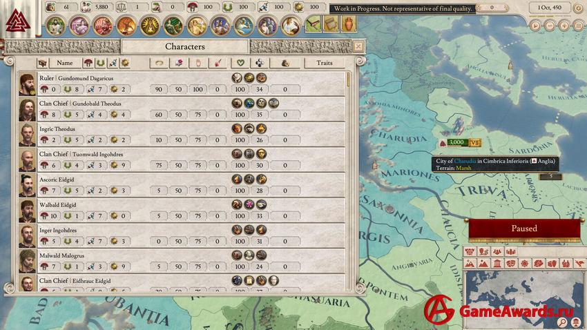 Imperator: Rome обзор рецензия