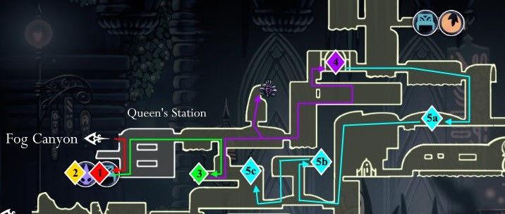прохождение Hollow Knight