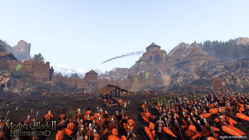 Mount & Blade 2: Bannerlord превью