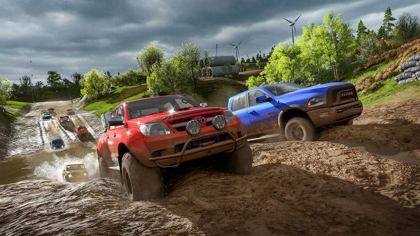 Forza Horizon 4 рецензия