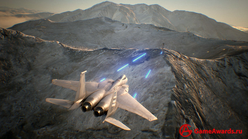 Ace Combat 7: Skies Unknown обзор