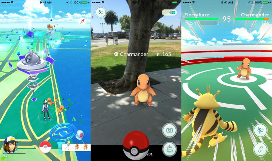 pokemon go скачать на андроид с официального сайта