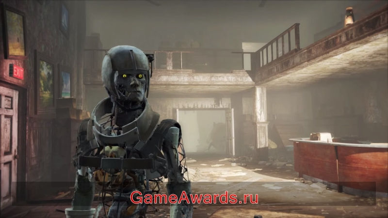 Fallout 4 1 концовка за минитменов