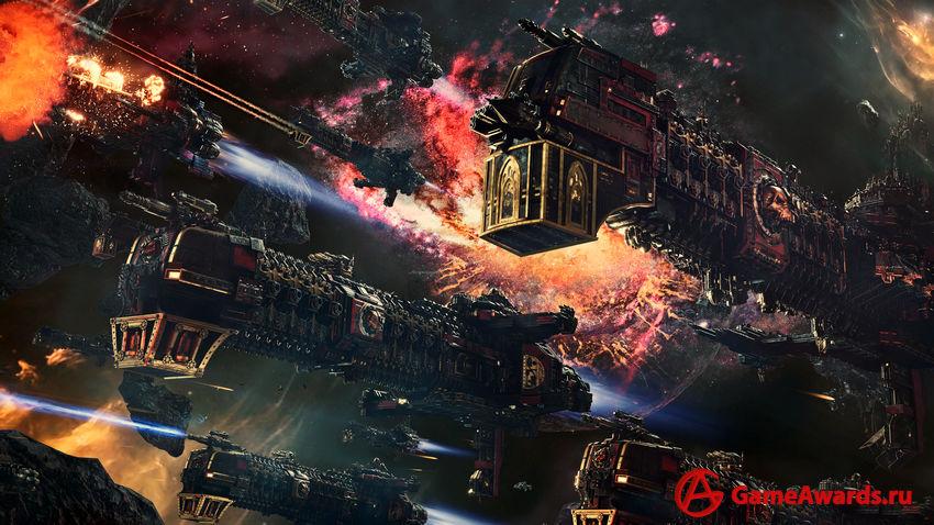 Battlefleet Gothic: Armada 2 обзор