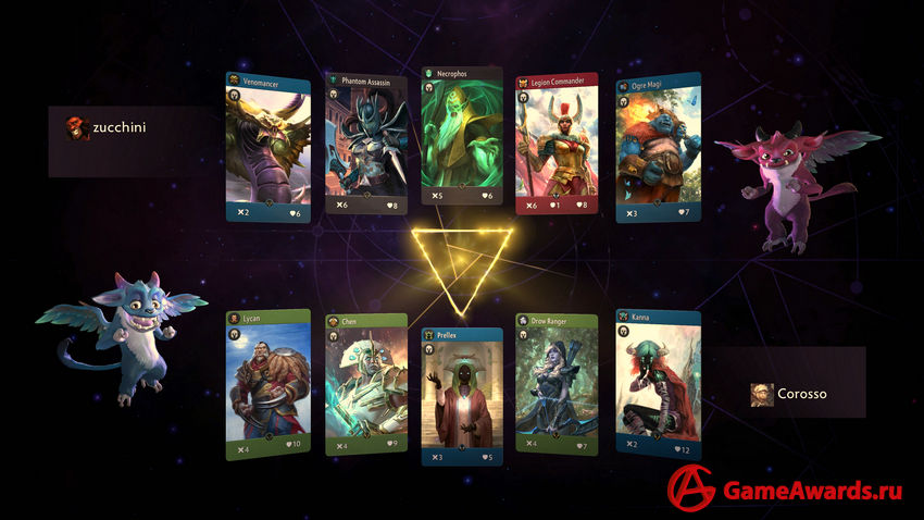 Artifact: The Dota Card Game обзор