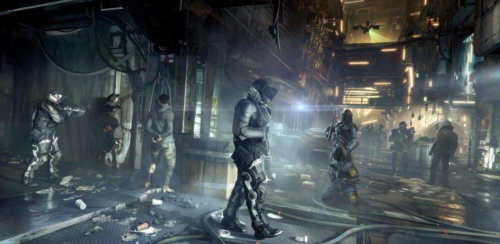 игра Deus Ex Mankind Divided скачать торрент - фото 7