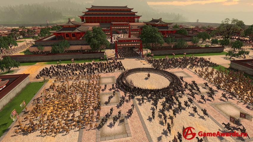 Total War Three Kingdomsпревью