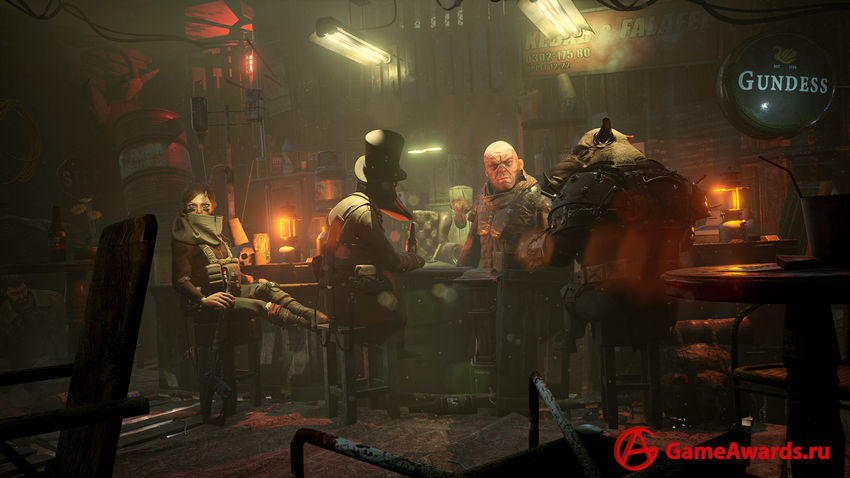 Mutant Year Zero: Road to Eden обзор