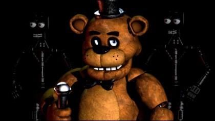Скриншоты Five Nights at Freddy's