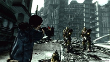 Скриншоты Fallout 3