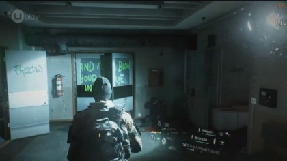Скриншоты Tom Clancy's The Division