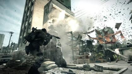Скриншоты Battlefield 3