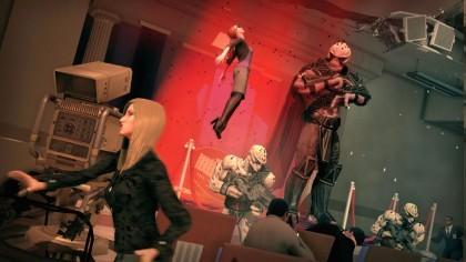 Скриншоты Saints Row IV