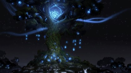 Скриншоты Ori and The Blind Forest