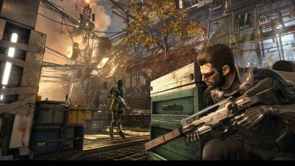 Скриншоты Deus Ex: Mankind Divided