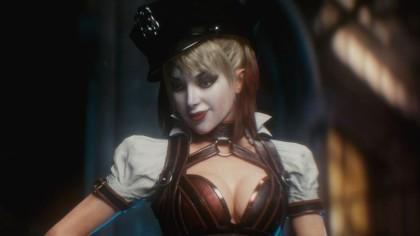 Скриншоты Batman: Arkham Knight