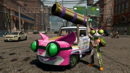 Скриншоты Saints Row: The Third