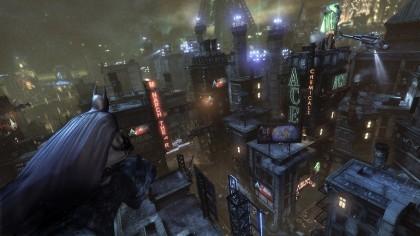 Скриншоты Batman: Arkham City