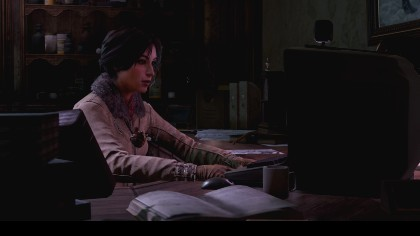 Скриншоты Syberia 3